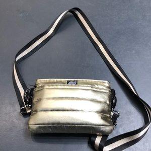 Think royln gold bum bag/cross body bag NWT 66910